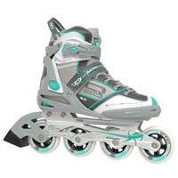 Roller Derby - Aerio Q-60 Womens inline Skates (Mint)