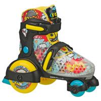 Roller Derby - Fun Roll Boy's Jr Adjustable Roller Skate