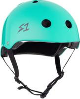 S1 Lifer Helmet - Lagoon Gloss
