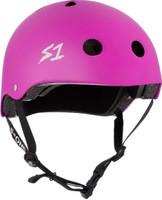 S1 Lifer Helmet - Bright Purple Matte