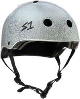 S1 Lifer Helmet - White Metal Flake