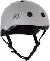 S1 Lifer Helmet - Light Grey Matte