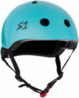 S1 Mini Lifer Helmet - Lagoon Gloss