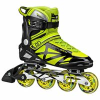 Roller Derby - AERIO Q80X Men's Inline Fitness Skates- Size 6 Only (Refurbished)