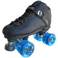 Atom Roller Rave Outdoor Package (Blue Wheels)