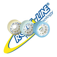Roll-Line Devil FreeStyle Wheels (Set of 8, 57mm)