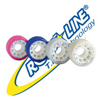 Roll-Line Fluido FreeStyle Wheels (Set of 8, 57mm)