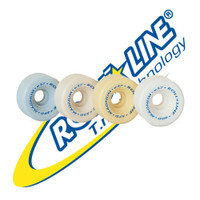 Roll-Line Magnum FreeStyle Wheels (Set of 8, 57mm)