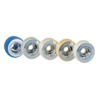 Roll-Line Giotto Figure Wheels (Set of 8, 63mm)