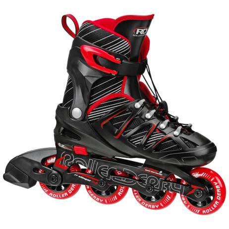 Roller Derby - Stinger 5.2 Boys Size Adjustable Inline Skates