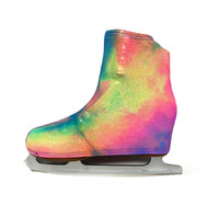 Metallic Figure Skating Boot Covers by Kami-So - Spectrum