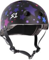 S1 Lifer Helmet - Black Matte Star