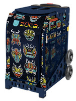 Zuca Sport Bag - Space Bugs (Navy Frame)