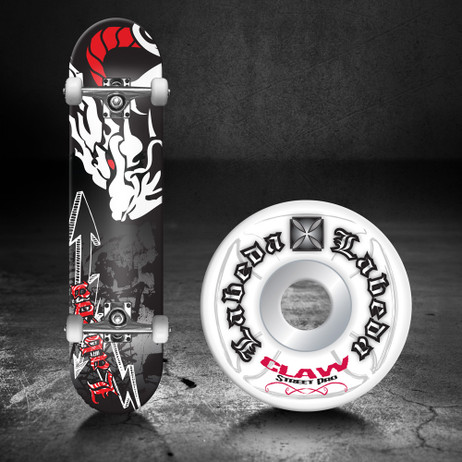 Roller Derby Labeda Pro Series - White Dragon