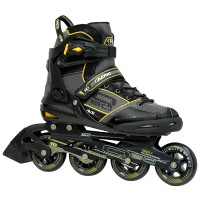 Roller Derby - Aerio Q-60 Mens Inline Skates- Size 6 Only (Refurbished)
