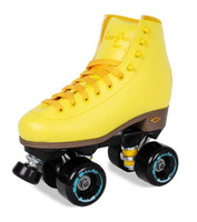 Sure Grip Quad Outdoor Skates-   Fame Outdoor Golden Hour (Limited Edition, with Boardwalk Wheels)