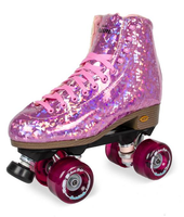 Sure-Grip Quad Roller Skates - Prism *Plus* Pink Limited Edition