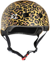 S1 Lifer Helmet - Tan Matte Leopard Print
