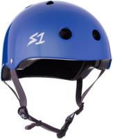 S1 Lifer Helmet - LA Blue Gloss