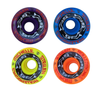 ESTRO JEN Bowl Bombers - Rollerbones Quad Roller Skate Wheels - designed in partnership with Moxi Skates