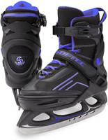 Ice Skates Vibe Adjustable XP1000 - Blue