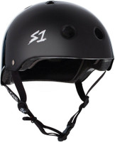 S1 Lifer Helmet - Black Gloss- Size L Only (Refurbished)