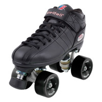 Riedell R3 Outdoor Quad Roller Skates