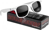 Rollerbones Sunglasses (White)
