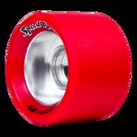 Riedell Skates Radar Speed Ray WIDE Jam/Speed Skate Wheels (Set of 4)