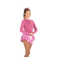 Jerry's Ice Skating Dress   - 20 Fancy Fleee (Icy Pink)