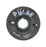 Jackson Atom Outdoor Wheels - Pulse Smoke 8pk (Used)