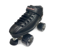 Riedell R3 Outdoor Quad Roller Skates with Pulse Wheels