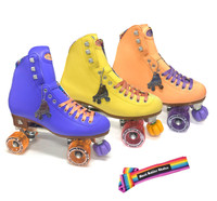 Moxi Beach Bunny Sunshine Setup Roller Skates