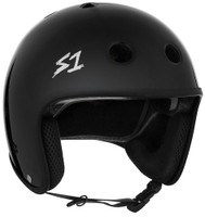 S1 Retro Lifer Helmet - Black Gloss- Size XL Only (Used)
