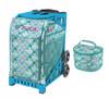 Zuca Sport Bag - Kokomo Mermaid w/Lunchbox (Limited Edition/Blue Frame)