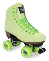Sure Grip Quad Outdoor Skates - Boardwalk (Key Lime)