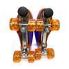 Beach Bunny Roller Skates - Moxi Roller Skates (Refurbished,Periwinkle Sunset)