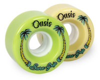Sure Grip Outdoor Oasis Wheels (57mm x 33mm / 82A, set of 8)