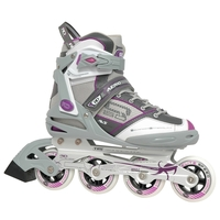 Roller Derby - Aerio Q-60 Womens inline Skates- Size 9 Only (Refurbished, Like a New)