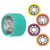 Riedell Skates Radar Halo Alloy 59mm Indoor Skate Wheels