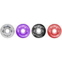 Atom Inline Outdoor Wheels - Protege High Rebound (6pk, Hardness 87A)