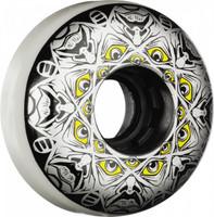 Eulogy InlineRoller Skate Wheels - Anti Rocker 55mm 90A (4pk)