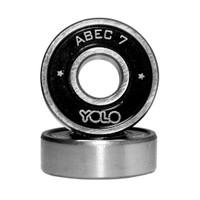 YOLO Roller Skate Bearings - ABEC 7
