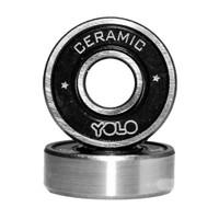 YOLO Roller Skate Bearings - Ceramic