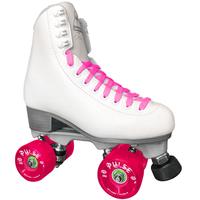 Jackson Outdoor Quad Roller Skates Finesse White