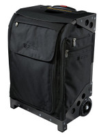 Zuca Artist Flyer Bag - Black Insert  And Black Frame 2nd view