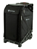 Zuca Aritst Pro Bag- Black Insert And Black Frame 2nd view