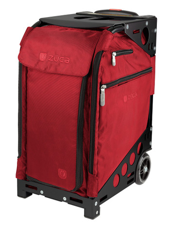 Zuca Artist Pro Bag - Ruby Insert And Black Frame 2nd view