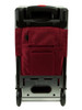 Zuca Artist Pro Bag - Ruby Insert And Black Frame 7th view