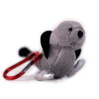 Figure Skating Key Chains ZOO-kerz  - Seal